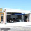 中古車販売店様、施工完了しました。